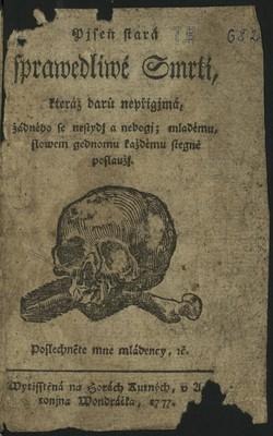 Píseň - smrt