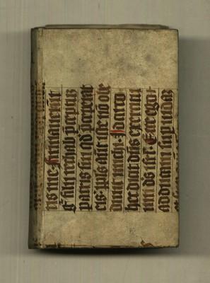 Lékařský sborník XV. století.