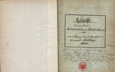 Geschichte des Benedictiner Klosters