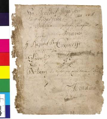 Sagahåndskrift