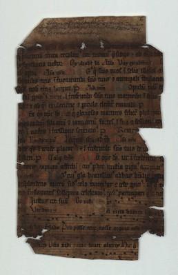 Missale, um 1400