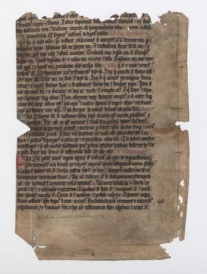 Epistolarium, 1400-1499