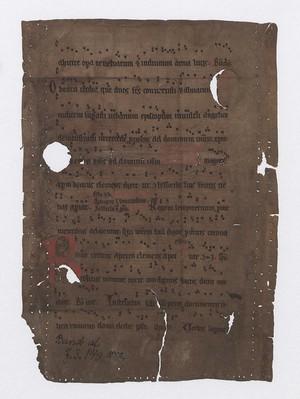 Antiphonarium, 1390-1410