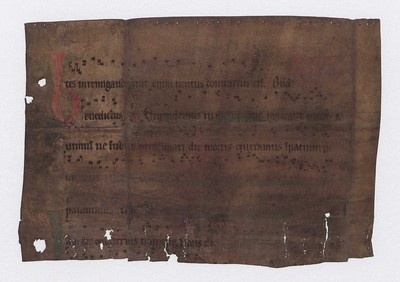 Antiphonarium, 1400-1499