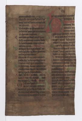 Breviarium (psalterium), 1350-1400