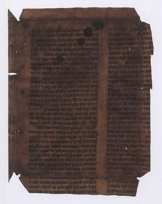 Úr latnesku guðfræðiriti, 1400-1499