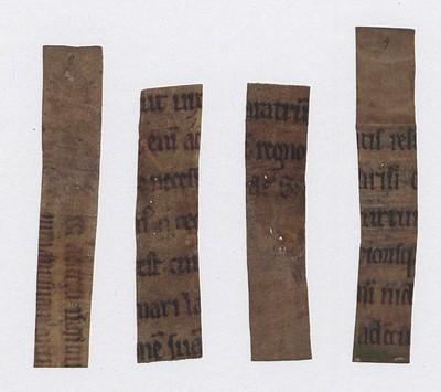 Úr latínuriti guðrækilegs efnis, 1400-1499