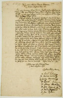Lenkijos evangelikų reformatų laiškas