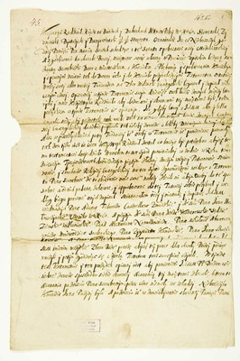 Etmono Kristupo Radvilos raštas