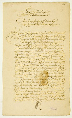 Luko Turlos intromisinis raštas