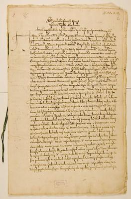 Kristupo Radvilos testamentas