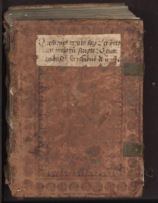S. Thomas Aqu. Op.: Comm. Super II. et IV. Libros Sententiarum