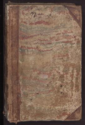 Diarium Missionis Maros- Vásárhelyensis SJ. T. III. AB A. 1741-63