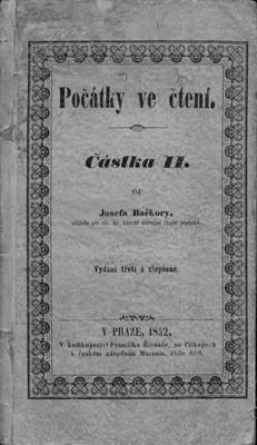 Počátky ve čtení
