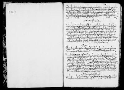 [Formulario de documentos reales de la época de Juan II, Rey de Castilla]