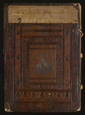 Index librorum noni armarii (cosmographia, astronomia, geographia, geometria, arithmetica, musica, chiromantica) Novae Bibliothecae Regimontanae