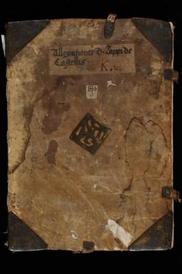 Allegationes iuris ab Antonio de Butrio abbreviatae