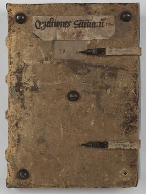 Quaestiones super libros Sententiarum Petri Lombardi