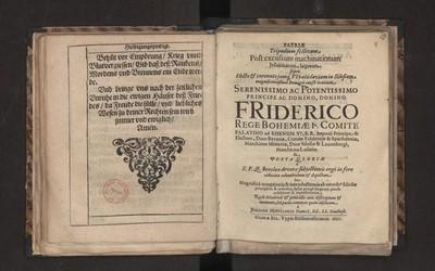 Patriae tripudium festivum, Post excussum machinationum Jesuiticarum laqueum [...]