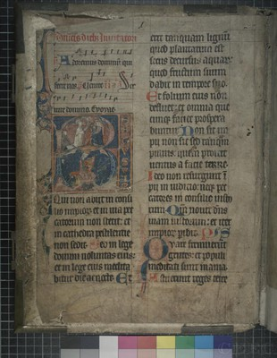 Köln, Dombibliothek, Codex 260.