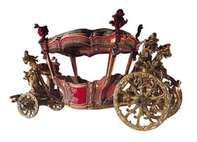 Coche da Embaixada ao Papa Clemente XI - Coroação de Lisboa