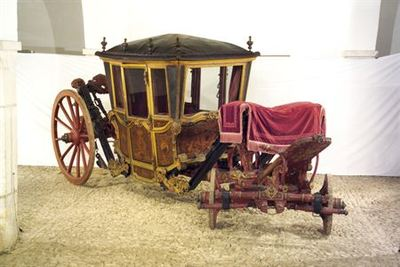 Coche de D. Carlota Joaquina