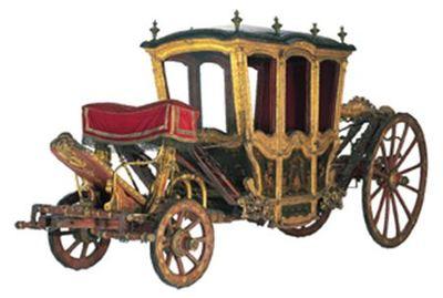 Coche de D. Pedro II