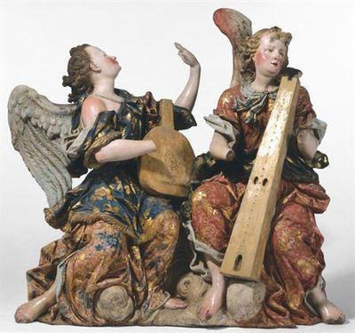 Anjos músicos (duo)