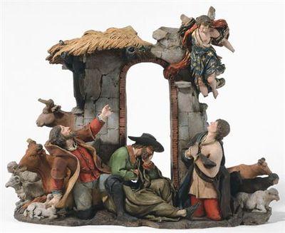 Anúncio aos pastores