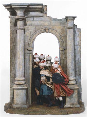 Portal dos soldados