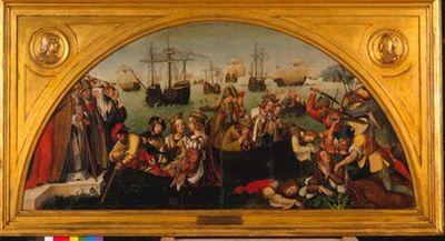 Martírio das onze mil Virgens