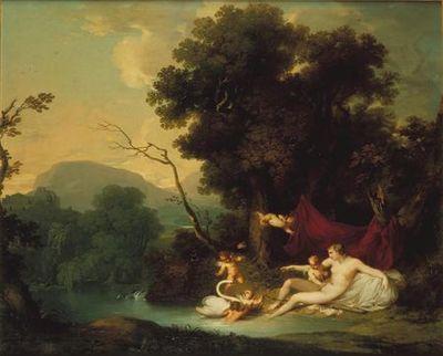 Júpiter e Leda