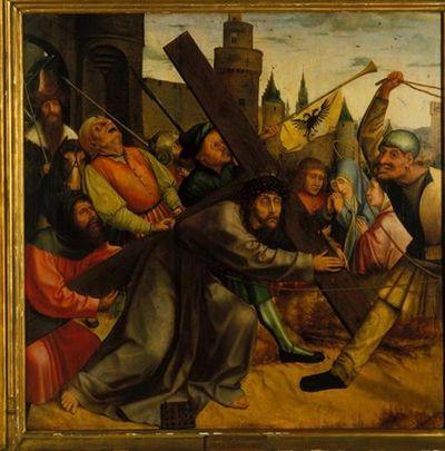 Cristo a Caminho do Calvário