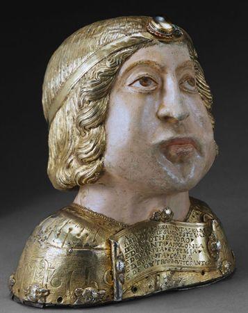 Busto relicário de São Pantaleão