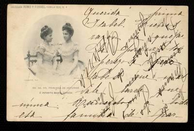 SS.AA.RR. Princesa de Asturias e Infanta María Teresa