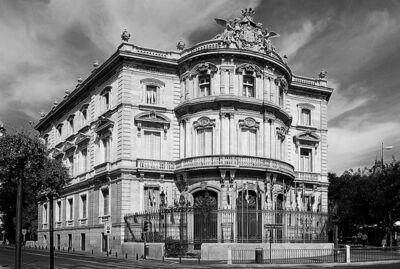 Palacio del Marqués de Linares