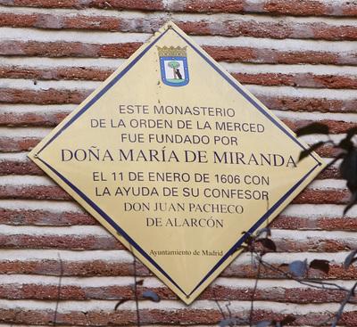 Doña María de Miranda