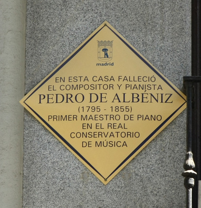 Pedro de Albéniz