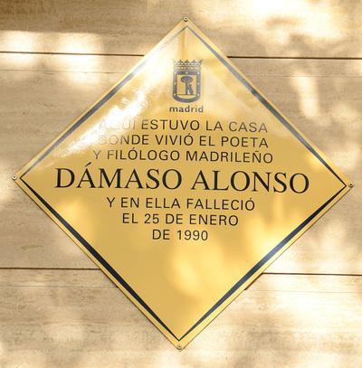 Dámaso Alonso
