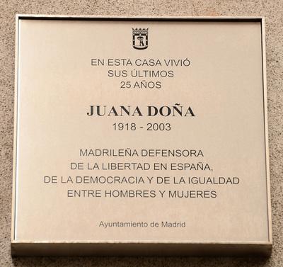 Juana Doña Jiménez