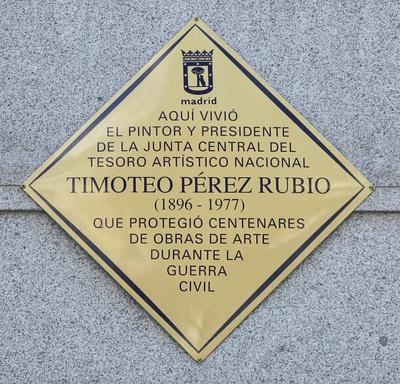 Timoteo Pérez Rubio