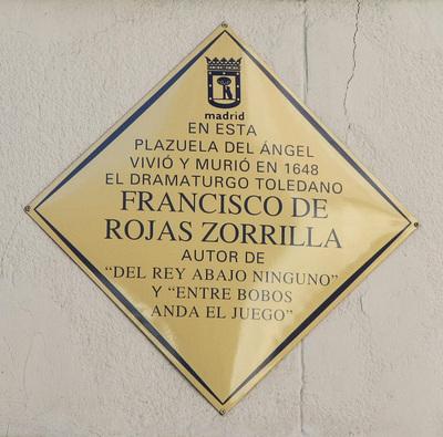 Francisco de Rojas Zorrilla