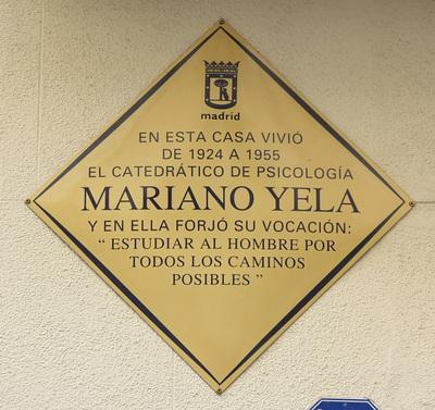 Mariano Yela