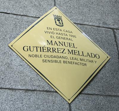 Manuel Gutiérrez Mellado