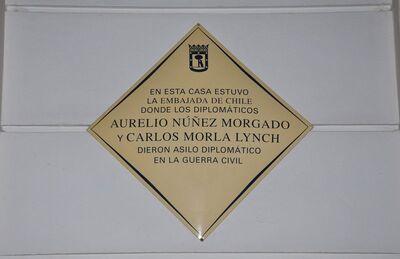 Carlos Morla Linch y Nuñez Morgado
