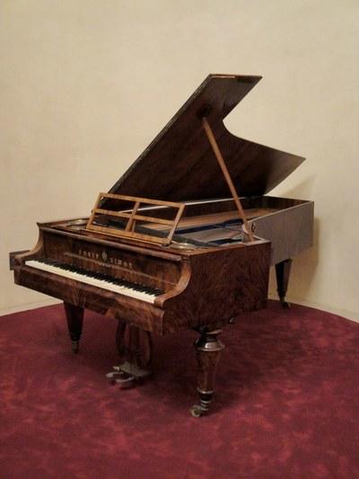 pianoforte,a coda