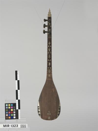 Tambur buzurk (Mischwirbellaute)