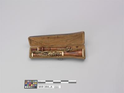 Etui für eine Oboe