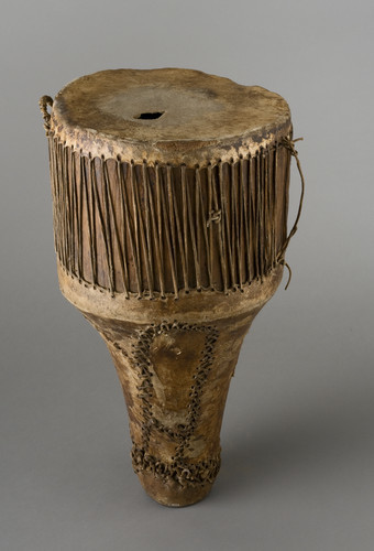 Conisch-cilindrische trom