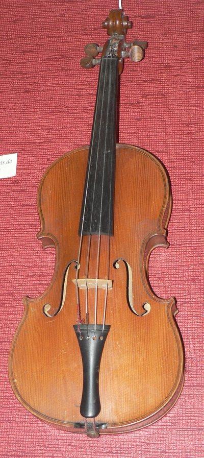 Demi de violon